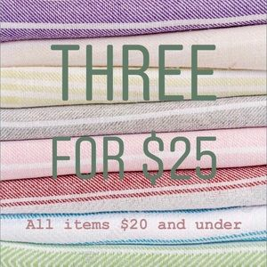 Other - 3 for $25 Sale ♡